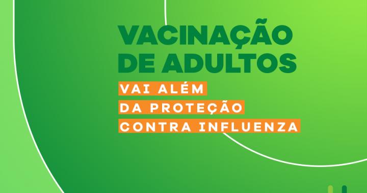 vacina adulto