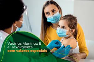 promoção para vacinas