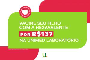 promoção vacina hexavalente